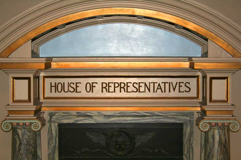 Oklahoma House of Representative member\'s page of information ...