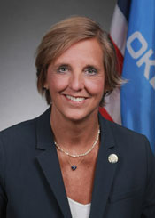 Photo of Representative Carol Bush