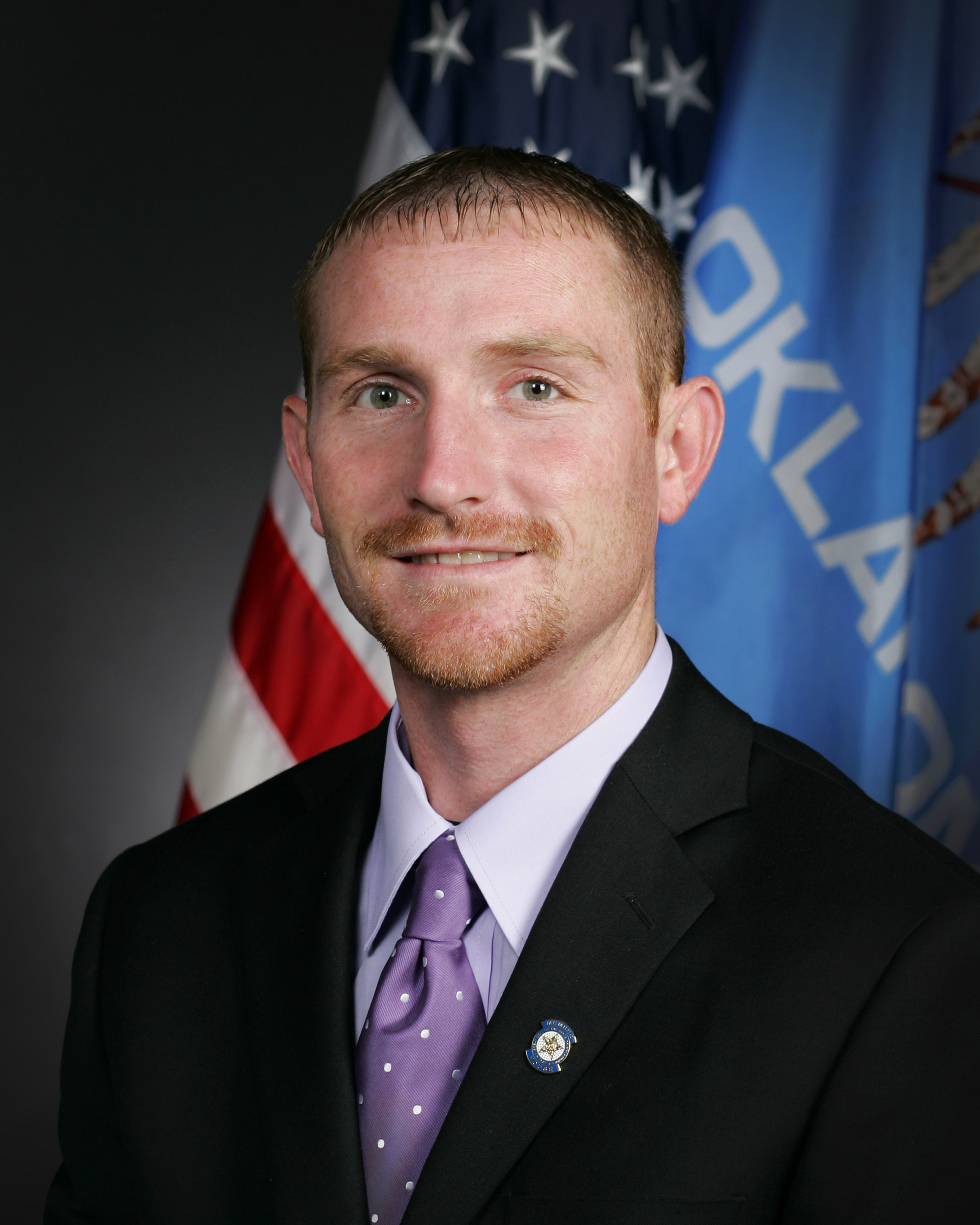representative dustin roberts - oklahoma house of representatives