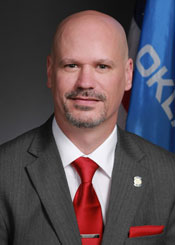 Photo of Representative Kevin West