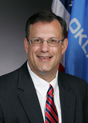Photo of Representative Terry O'Donnell
