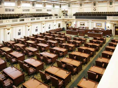 Pictures of The Oklahoma State Capitol